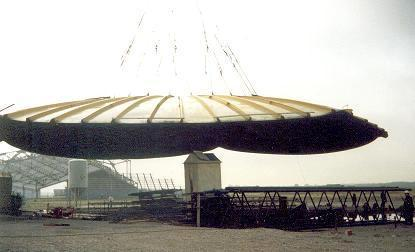Erection Of Aboveground Steel Tanks